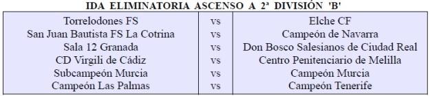 3ª División FS Ascenso 1