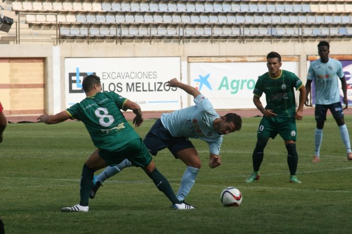 CD El Ejido vs Atlético Mancha Real